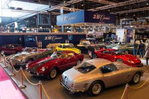 JD Classsics Retromobile