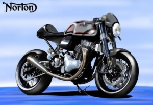 Race Retro16 Norton