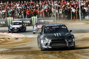 WorldRX16 UK TV