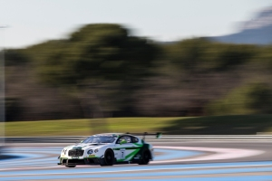 Bentley announces largest race programme yet