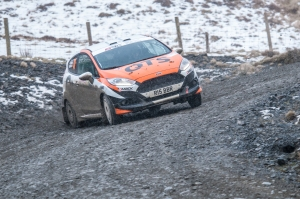 Blair Brown Mid Wales Stages 2