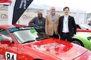 Silverstone Classic Prostate Cancer UK