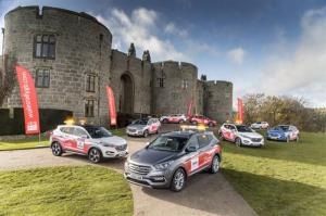 Hyundai Wales Rally GB16