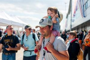 Silverstone Classic Fathers Day16a