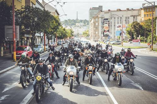 Triumph Gentlemans ride
