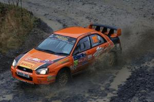 Wales Rally GB National16d