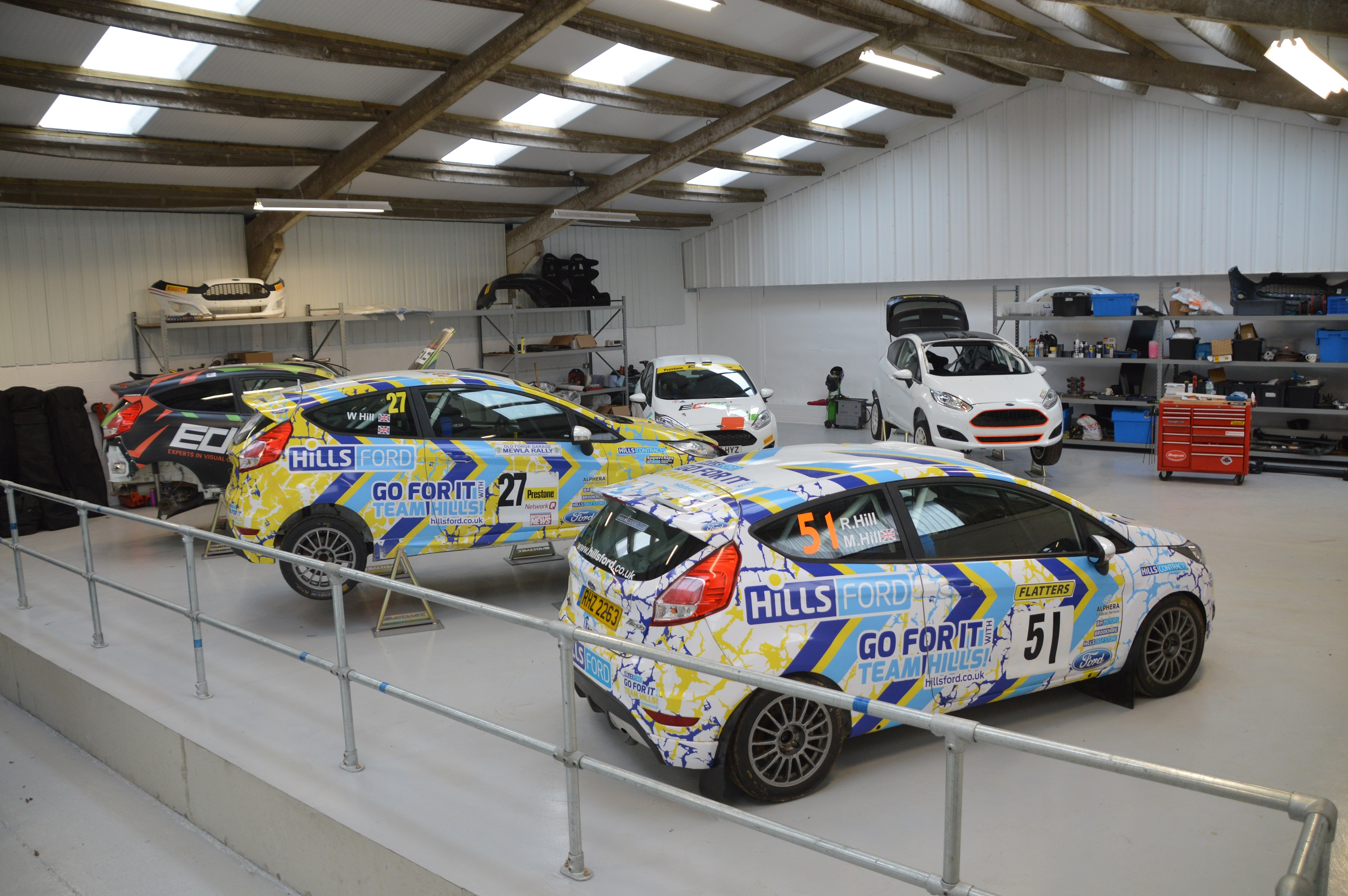 Edsl Sport Become Official Uk Ford Fiesta R2 Reseller 90right Uk Rallying