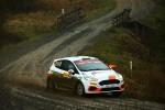 Jordan Hone / Aileen Kelly Ford FiestaR2