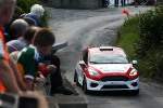 Ruairi Bell / Darren Garrod Ford FiestaR2T