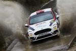 Edward Lewis / Dominic Adams Edward Lewis Ford FiestaR2