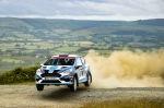 Ruairi Bell / Gareth Parry – Ford Fiesta Rally4